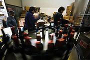 Botteling Wine by Cooperativa Placido Rizzotto - Sicily