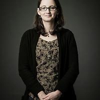 Leuven, Belgium 31 January 2014<br /> Researcher Lucie Rouleu.<br /> Photo: Ezequiel Scagnetti