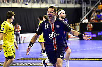 Joie Mladen BOJINOVIC - 04.06.2015 - Tremblay en France / Paris Saint Germain - 26eme journee de Division 1  -Beauvais<br />