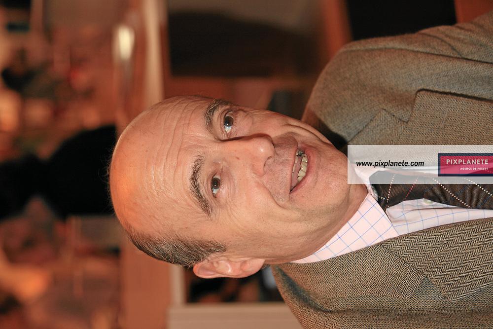 Alain Juppé - Ministre de l'Environnement du Gouvernement Sarkozy - 2007 - © JSB / PixPlanete