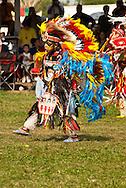 Fancy Dancer, Crow Fair powwow, kids, Crow Indian Reservation, Montana