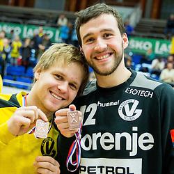 20140302: SLO, Handball - Pokal Slovenije, RK Trimo Trebnje vs RK Gorenje Velenje
