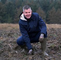 Derek Mackay Tree Planting, Kelty, 5 February 2020