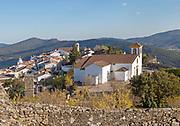 Historic medieval village of Marvão, Portalegre district, Alto Alentejo, Portugal, Southern Europe