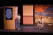 SCU Presents Breaking Through at Louis B. Mayer Theatre at Santa Clara University in Santa Clara, California, on March 14, 2019. (Stan Olszewski/SOSKIphoto)