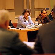 Hoorzitting gemeente Huizen mbt het partycentrum, Margot Dierick