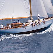 Classic Sloop 64ft<br /> Sailing area: Western Mediterranean French Riviera, Italian Riviera, Balearic Islands, Corsica, Sardinia