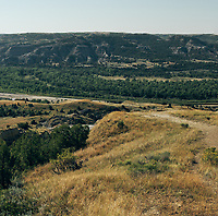 Little Missouri River Overlook. 2 of 4