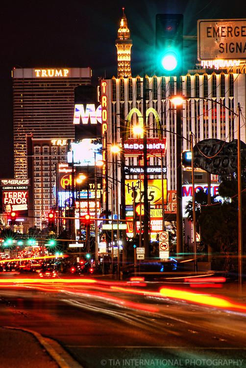 Zany Las Vegas