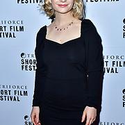 Madge attend TriForce Short Festival, on 30 November 2019, at BFI Southbank, London, UK.