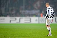 "delusione fabio cannavaro juventus<br /> Juventus Bayern Monaco<br /> Torino 8/12/2009 Stadio ""Olimpico""<br /> Champions League 2009/2010<br /> Foto Andrea Staccioli Insidefoto"