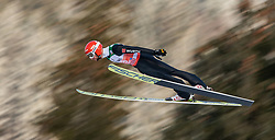 29.12.2018, Schattenbergschanze, Oberstdorf, GER, FIS Weltcup Skisprung, Vierschanzentournee, Oberstdorf, Training, im Bild Stephan Leyhe (GER) // Stephan Leyhe of Germany during his Practice Jump for the Four Hills Tournament of FIS Ski Jumping World Cup at the Schattenbergschanze in Oberstdorf, Germany on 2018/12/29. EXPA Pictures © 2018, PhotoCredit: EXPA/ Peter Rinderer