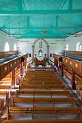 Cook Island Christian Church, Avarua, 1853, Rarotonga, Cook Islands, South Pacific