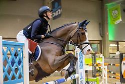 Breugelmans Febe, BEL, Galant Of The Forest<br /> Nationaal Indoorkampioenschap  <br /> Oud-Heverlee 2020<br /> © Hippo Foto - Dirk Caremans