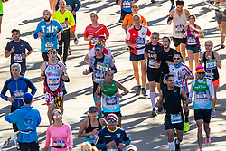04-11-2018 USA: 2018 TCS NYC Marathon, New York<br /> Race day  TCS New York City Marathon /