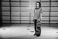 Marisa Dal Santo for the Women of X Games Gallery at 2015 X Games Austin in Austin, TX. ©Brett Wilhelm/ESPN