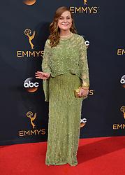 Amy Poehler bei der Verleihung der 68. Primetime Emmy Awards in Los Angeles / 180916<br /> <br /> *** 68th Primetime Emmy Awards in Los Angeles, California on September 18th, 2016***