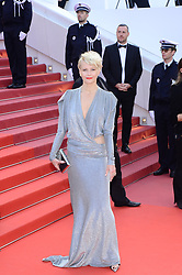 May 26, 2019 - WORLD RIGHTS.Cannes, France, 25.05.2019, 72th Cannes Film Festival in Cannes. The 72th edition of the film festival will run from May 14 to May 25. .Closing Ceremony Red Carpet .NZ. Malgorzata Kozuchowska  .Fot. Radoslaw Nawrocki/FORUM (FRANCE - Tags: ENTERTAINMENT; RED CARPET) (Credit Image: © FORUM via ZUMA Press)
