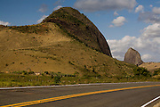 Frei Gaspar_MG, Brasil.<br /> <br /> Rodovia BR 342 em Frei Gaspar, Minas Gerais.<br /> <br /> The highway BR 342 in Frei Gaspar, Minas Gerais.<br /> <br /> Foto: LEO DRUMOND / NITRO