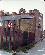 Old amateur photos of Dublin streets churches, cars, lanes, roads, shops schools, hospitals, Streetscape views are hard to come by while the quality is not always the best in this collection they do capture Dublin streets not often available and have seen a lot of change since photos were taken Adelaide Hospital Benburb St Old Shop, Ellis Court Flats, Place, Lane, June 1986