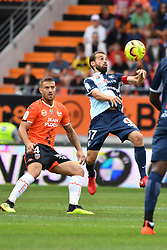 July 28, 2018 - France - BONNET Alexandre (Le Havre Athletic Club) - Sainati Joris  (Credit Image: © Panoramic via ZUMA Press)