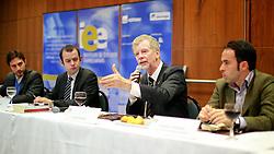 José Fortunati durante palestra no jantar do Instituto de Estudos Empresariais – IEE. FOTO: Jefferson Bernardes/Preview.com