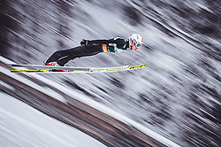 02.02.2019, Heini Klopfer Skiflugschanze, Oberstdorf, GER, FIS Weltcup Skiflug, Oberstdorf, im Bild Anders Fannemel (NOR) // Anders Fannemel of Norway during the FIS Ski Jumping World Cup at the Heini Klopfer Skiflugschanze in Oberstdorf, Germany on 2019/02/02. EXPA Pictures © 2019, PhotoCredit: EXPA/ JFK