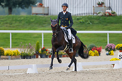 BENITEZ VALLE Esteban (ESP), Milana 23<br /> FEI EventingEuropean Championship <br /> Avenches 2021<br /> © Hippo Foto - Dirk Caremans<br />  23/09/2021