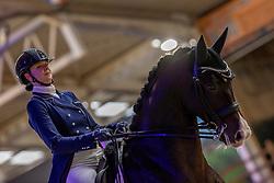 Michiels Domien, BEL, Intermezzo van het Meerdaalhof<br /> Belgisch Kampioenschap Dressuur<br /> Azelhof - Lier 2020<br /> © Hippo Foto - Dirk Caremans<br /> 02/10/2020