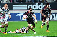 Sebastien BEZY / Julien TOMAS - 24.04.2015 - Stade Francais / Stade Toulousain - 23eme journee de Top 14<br />