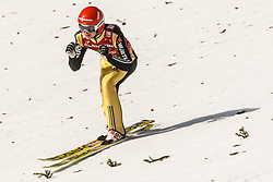 Richard Freitag (GER) during the Ski Flying Hill Men's Team Competition at Day 3 of FIS Ski Jumping World Cup Final 2017, on March 25, 2017 in Planica, Slovenia. Photo by Grega Valancic / Sportida