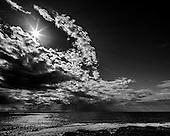 Dramatic B&W Cloudscapes