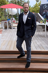 May 23, 2019 - Cannes, France - 72nd Cannes Film Festival 2019, Photocall film : 'Il Traditore'.Pictured: Fausto Russo Alesi (Credit Image: © Alberto Terenghi/IPA via ZUMA Press)
