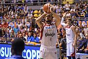 DESCRIZIONE : Supercoppa 2015 Semifinale Dinamo Banco di Sardegna Sassari - Grissin Bon Reggio Emilia<br /> GIOCATORE : Pietro Aradori<br /> CATEGORIA : Tiro Tre Punti Three Point<br /> SQUADRA : Grissin Bon Reggio Emilia<br /> EVENTO : Supercoppa 2015<br /> GARA : Dinamo Banco di Sardegna Sassari - Grissin Bon Reggio Emilia<br /> DATA : 26/09/2015<br /> SPORT : Pallacanestro <br /> AUTORE : Agenzia Ciamillo-Castoria/L.Canu