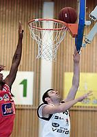 Basket - KB Tigers - Centrum Tigers - Igor Ruzic Kristiansand Pirats. (Foto: Andreas Fadum, Digitalsport)