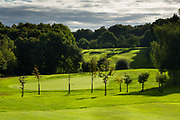 Golf course photography commission - South Yorkshire