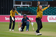 Leicestershire County Cricket Club v Derbyshire County Cricket Club 150920