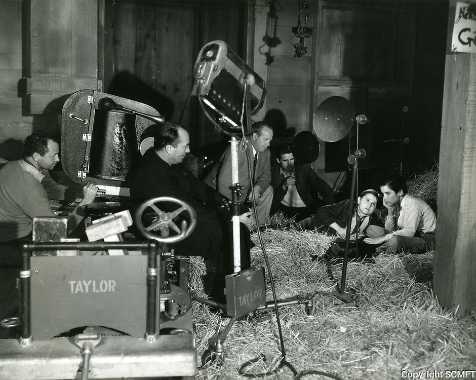 1937 Filming at Warner Bros. Studios