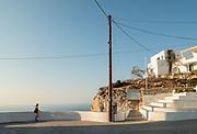 Greece, Kyklades, Folegrandos, Chora