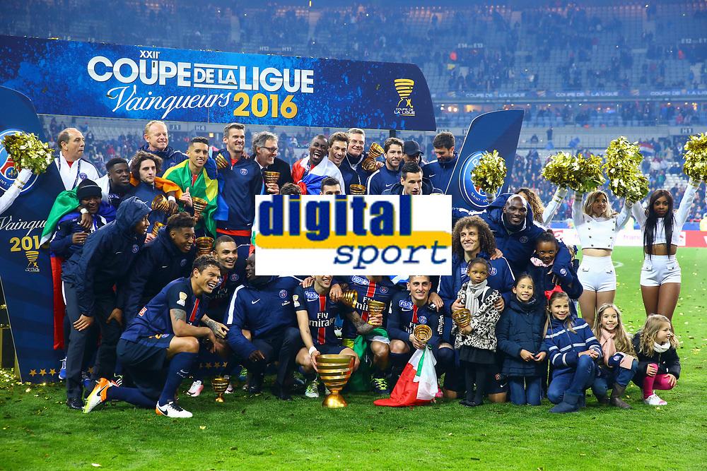 joie equipe (PSG)