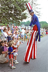 Parade On 4th Of July