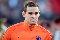 09.06.2017, De Kuip Stadium, Rotterdam, NED, FIFA WM 2018 Qualifikation, Niederlande vs Luxemburg, Gruppe A, im Bild Vincent Janssen of Netherlands // Vincent Janssen of Netherlands during the FIFA World Cup 2018, group A qualifying match between Netherlands and Luxemburg at the De Kuip Stadium in Rotterdam, Netherlands on 2017/06/09. EXPA Pictures © 2017, PhotoCredit: EXPA/ Focus Images/ Joep Joseph Leenen<br /> <br /> *****ATTENTION - for AUT, GER, FRA, ITA, SUI, POL, CRO, SLO only*****