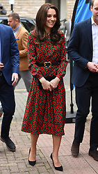 The Duke and Duchess of Cambridge and Prince Harry join an annual general meeting and Christmas party hosted by youth support service The Mix in North Kensington, London, UK, on the 19th December 2016.<br /> 19 Dec 2016<br /> Pictured: Catherine, Duchess of Cambridge, Kate Middleton.<br /> Photo credit: MEGA<br /> <br /> TheMegaAgency.com<br /> +1 888 505 6342
