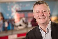 Director of BBC Birmingham and BBC Academy Joe Godwin.