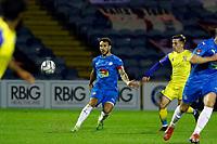 Liam Hogan. Stockport County 0-0 Solihull. Vanarama National League. 27.10.20