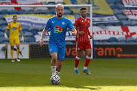 Paddy Madden. Stockport County FC 0-0 Bromley FC. Vanarama National League. Edgeley Park. 5.4.21