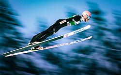 16.12.2017, Gross Titlis Schanze, Engelberg, SUI, FIS Weltcup Ski Sprung, Engelberg, im Bild Dawid Kubacki (POL) // Dawid Kubacki of Poland during Mens FIS Skijumping World Cup at the Gross Titlis Schanze in Engelberg, Switzerland on 2017/12/16. EXPA Pictures © 2017, PhotoCredit: EXPA/JFK