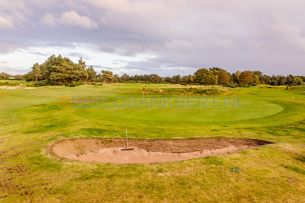 04-10-2019 Schotland - Scotscraig Golf Club