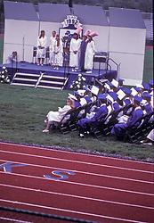 Graduating seniors at ceremony. CONCEPT STOCK PHOTOS CONCEPT STOCK PHOTOS