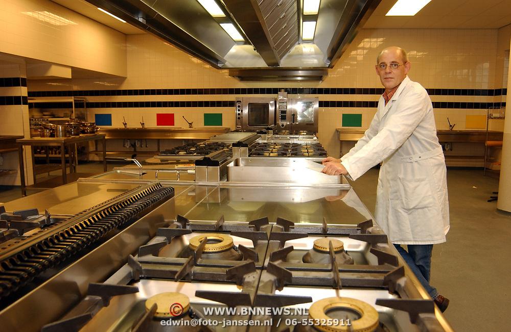 Culinair Instituut Nederland, nieuwe keukens